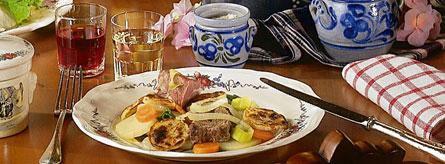 La cuisine alsacienne gite en alsace - Alsace cuisine traditionnelle ...