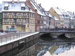 Colmar im Winter