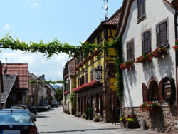 Villages d'Alsace, Itterswiller