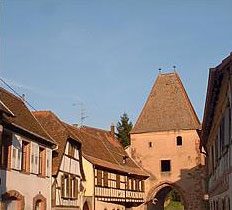 Villages d'Alsace, Boersch