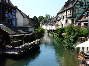 Villages d'Alsace, Colmar