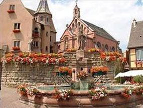 Villages d'Alsace, Eguisheim