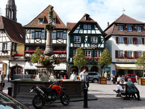 Villages d'Alsace, Obernai